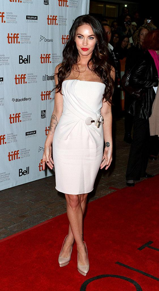 """Passion Play"" Premiere - 2010 Toronto International Film Festival: Megan Fox"
