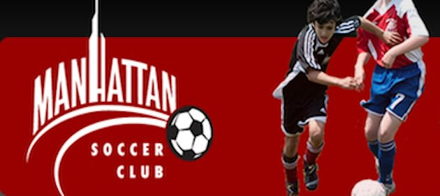 The Manhattan Soccer Club has discouraged both high fives and handshakes amid flu concerns — ManhattanSC.org