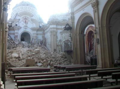 Study Reveals Earthquake Dangers in Spain