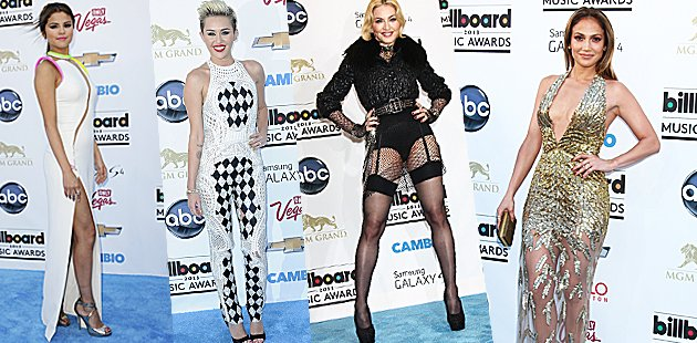 Billboard Music Awards 2013: Die Top- und Flop-Looks der Stars