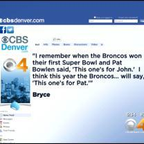 Broncos Fans Supporting Pat Bowlen On Social Media