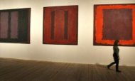 Art Attack: Man Admits Writing On Rothko Work