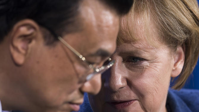 Germany: Merkel vows to avoid trade war with China