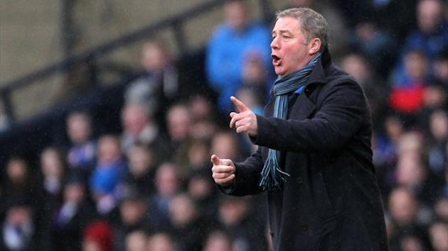 Ally McCoist believes self-motivation will keep the Rangers players going
