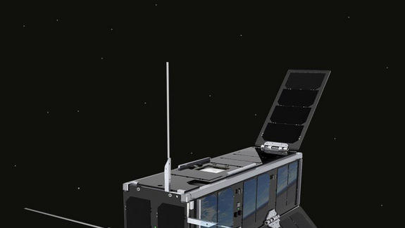 Scotland's 1st Spacecraft Is Tiny Satellite with Big Mission