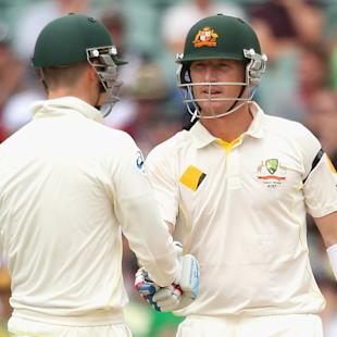 Clarke and Haddin tons leave England reeling