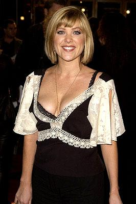 Premiere: Jennifer Aspen at the Westwood premiere of Spy Game - 11/19/2001