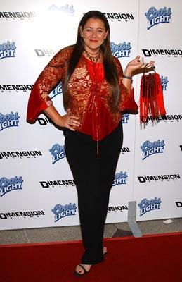 Camryn Manheim at the LA premiere of Dimension's Scary Movie 3
