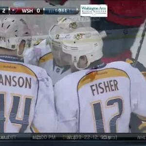 Predators at Capitals / Game Highlights
