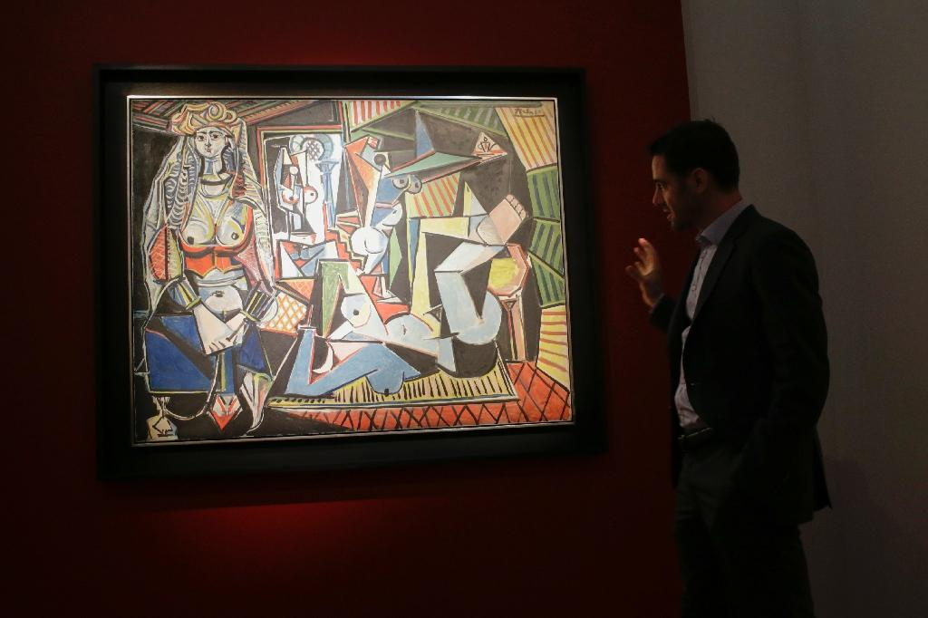 New York auction could smash art world records