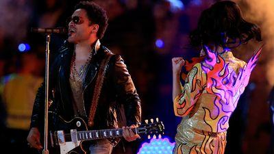 Lenny Kravitz Will Bring His Love of Zebra and Leather to CB2