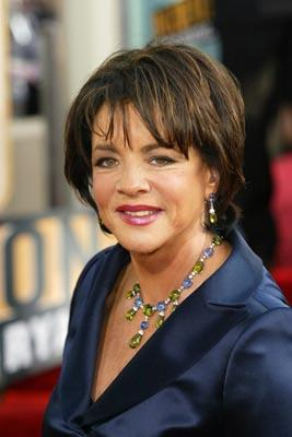 Stockard Channing Golden Globes - 1/25/2004