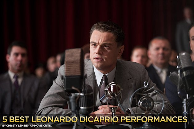 5 Best Leonardo DiCaprio Performances 2011 Title Card
