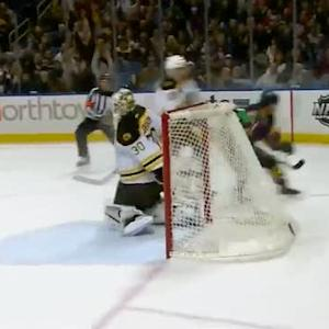 Brian Flynn gets shorthanded goal on Johnson