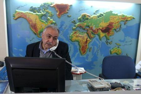 Travel agency in isolated Gaza recalls the 'golden' 1950s