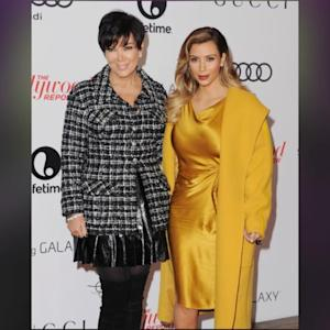 "Kris Jenner On Khloe Kardashian's Divorce: ""It Is A Process"" But She's Staying ""Strong"""