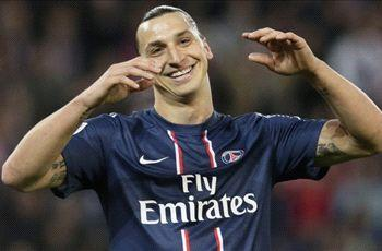 Ibrahimovic: 'Ronaldo is one of the best - not the best'