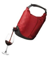 Is that a wine dispenser in your purse or am I just thirsty? Photo courtesy of scandinaviandesigncenter.com