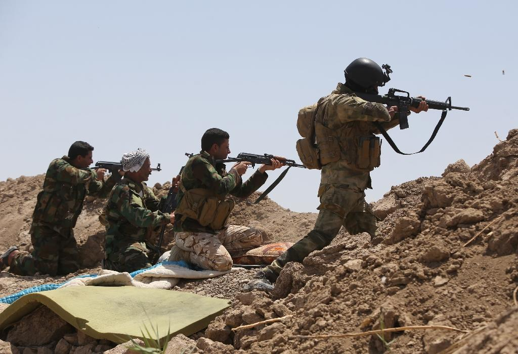 Iraqi forces to launch Ramadi fightback in 'coming days'