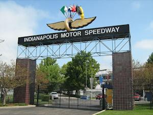 NASCAR Crown Royal Presents the Samuel Deeds 400 at the Brickyard Schedule for July 28, 2013