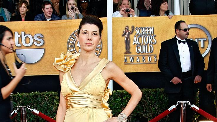 15th Annual Screen Actors Guild Awards 2009 Marisa Tomei