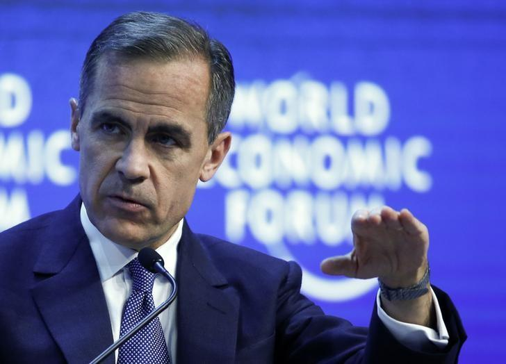 Bank of England's Carney urges Europe to take plunge on fiscal union