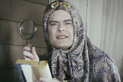 Bill Hader's secret comedy weapon: he's an incredible actor