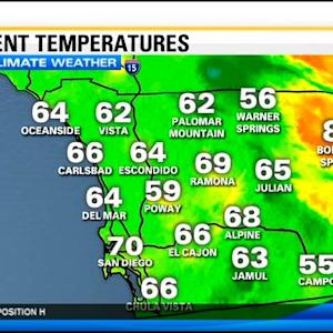 MicroClimate Forecast: Wednesday, August 27, 2014 (Morning)