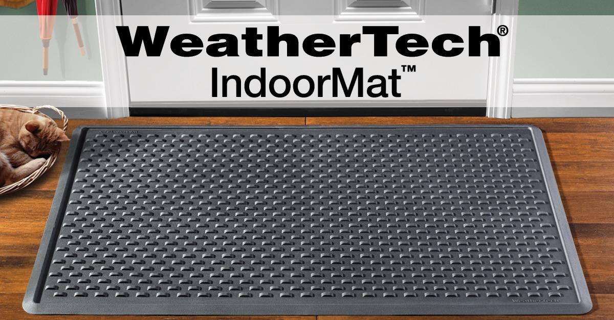WeatherTech® IndoorMat™