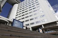 Four members of the International Criminal Court have been arrested and are being held in Libya, the tribunal said Saturday, calling on the authorities there to free them