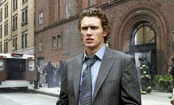 James Franco as Harry Osborn in Columbia Pictures' Spider-Man 2