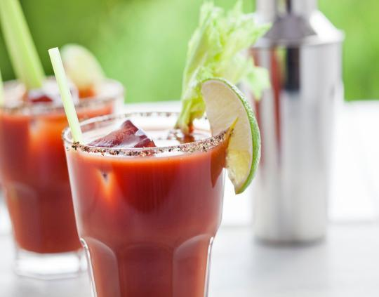 Bloody Marys Taste Better on a Plane, Says Science
