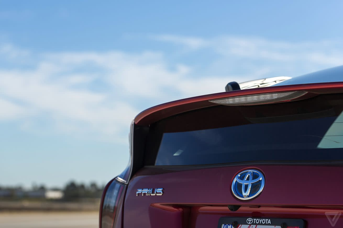 It turns out that the Toyota Prius makes a great getaway car