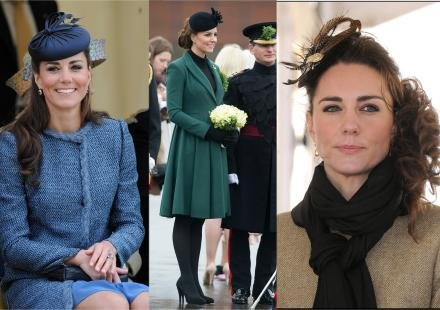 Kate Middleton : jamais sans son bibi !