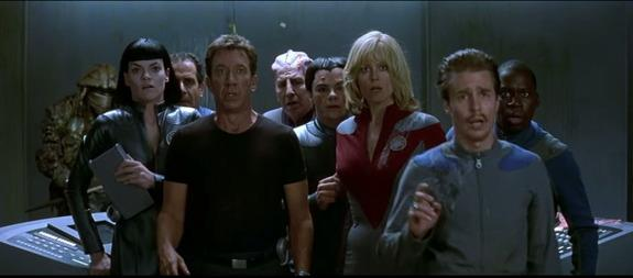 'Galaxy Quest' Movie May Become TV Show