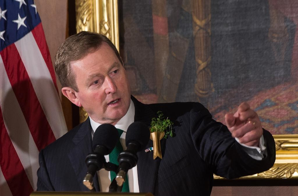 Deal reached in Ireland to form minority government