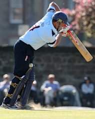 Kent's Rob Key scored a century to help his side to victory