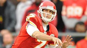 Chiefs QB Cassel ruled out for Sunday