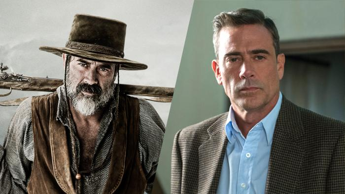 Jeffrey Dean Morgan on Re-creating History for 'Texas Rising' and 'Marilyn Monroe'