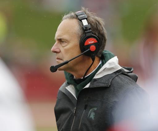 Spartans downplay being heavy favorites in rivalry