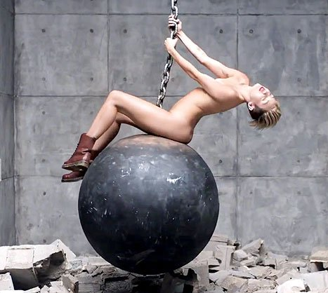 Miley Cyrus Wants Everyone To Get Past Her Wrecking Ball