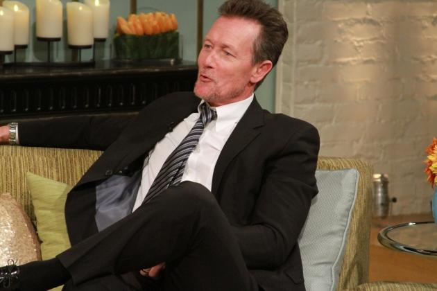 Robert Patrick stops by Access Hollywood Live on October 17, 2012 -- Access Hollywood