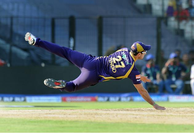 Kolkata Knight Riders Ryan ten Doeschate