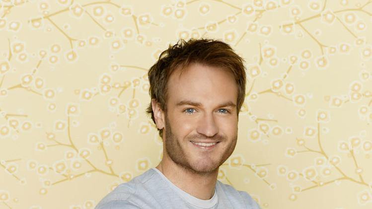 "Josh Lawson stars as Shawn Goldwater in ""Romantically Challenged."""