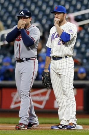 Braves-Mets suspended, game to resume Saturday