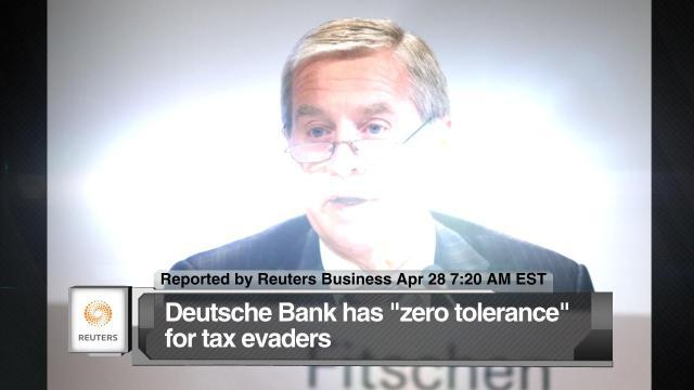 Business News - Deutsche Bank, Volkswagen, Bank of Japan