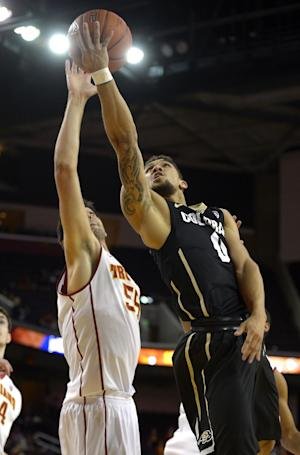 Colorado hands USC 6th straight loss, 83-74