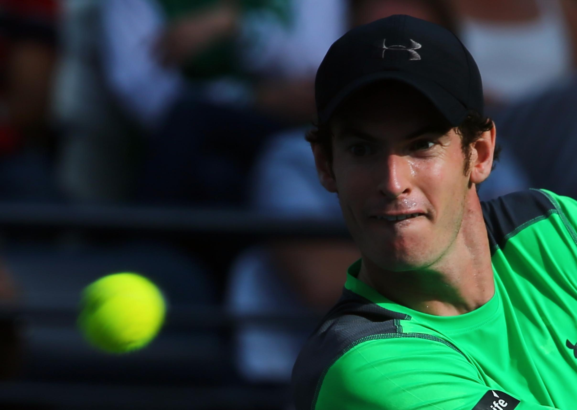 Murray banks on home boost in USA Davis Cup tie