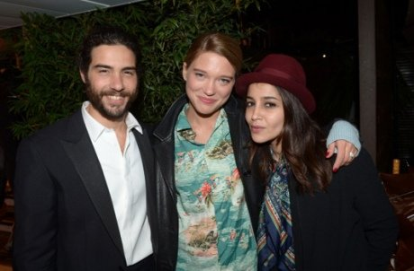 Cannes 2013 : Carey Mulligan, La Seydoux, Tahar Rahim, Brnice Bejo, Lela Bekhti... s'clatent en after !