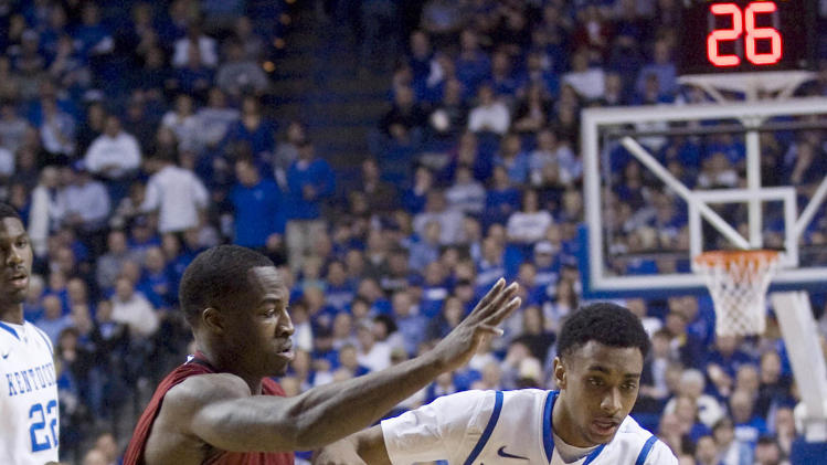 NCAA Basketball: South Carolina at Kentucky